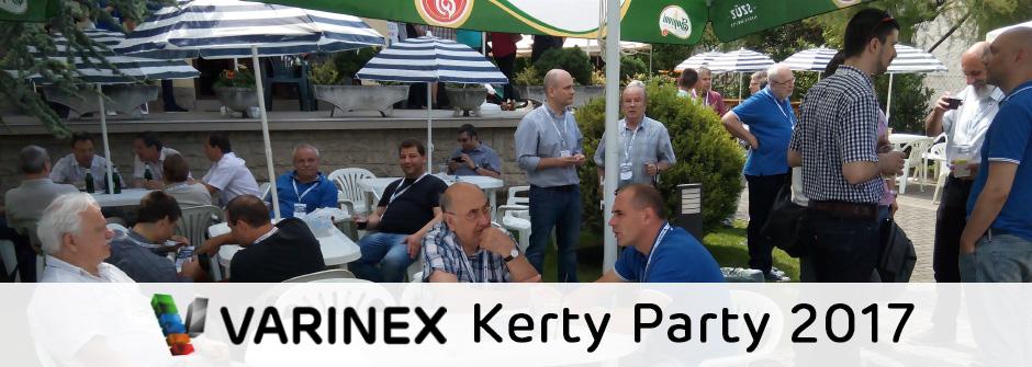 VARINEX Kerty Party 2016