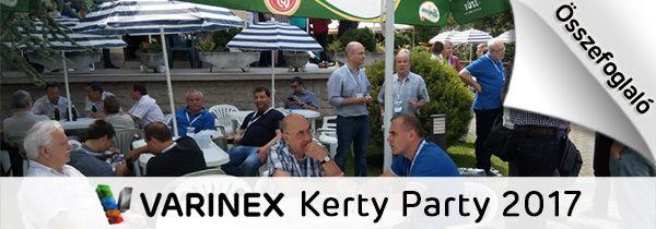 Felhőtlen Kerty Party jövőbe mutató és felhőalapú technológiákról