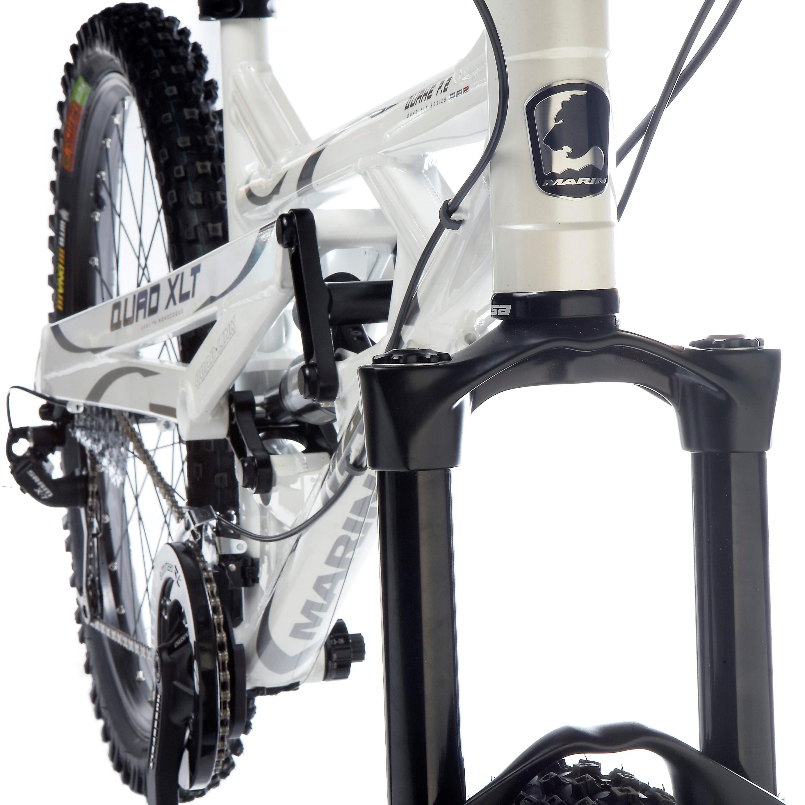Marin Bikes - 3D tervezés
