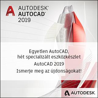 AutoCAD 2019 újdonságok