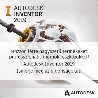 Inventor 2019 újdonságok