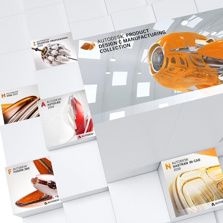 Autodesk gépipari szoftver gyűjtemény