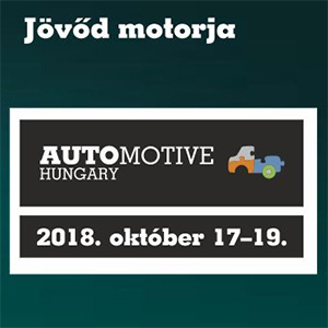 Automotive Hungary 2018