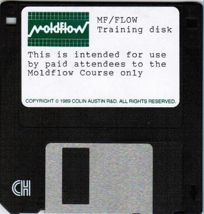 moldflow hálózás