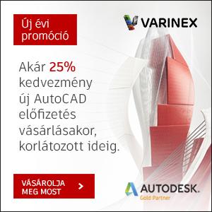 AutoCAD akció